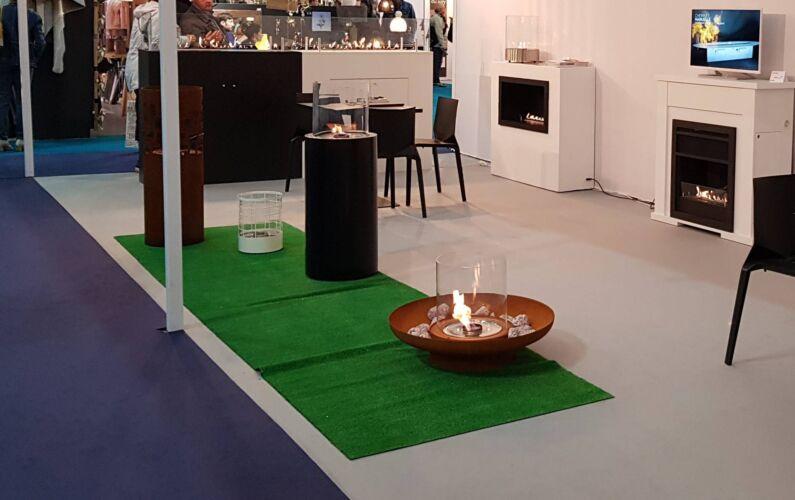 Cheminée sur mesure - France à la Foire d'exposition de Paris en 2018