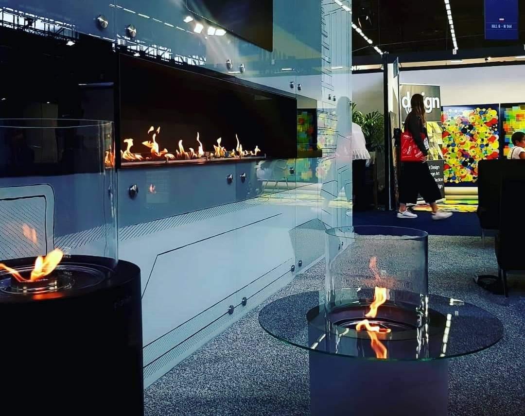 Cheminee Sur Mesure Events Fair And Exhibition