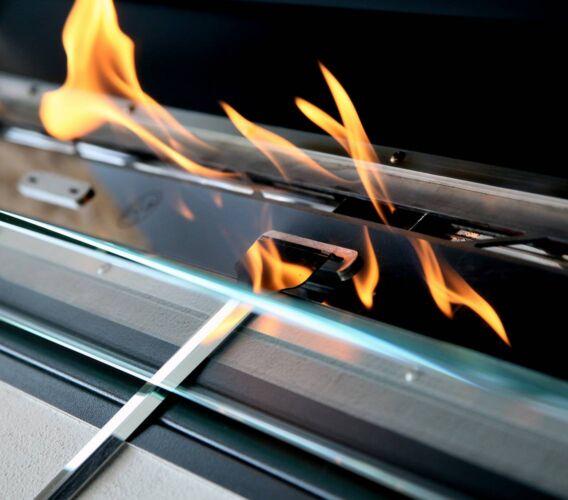 Cheminée sur mesure : bloc de combustion mécanique mBurner