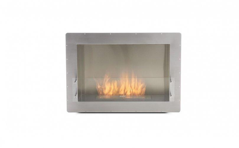 Cheminée à l'éthanol : Bloc de combustion mécanique EcoSmart Fire Firebox 800SS